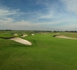 Right off the bat, you get a taste of the 160-plus bunkers on the International Course at ChampionsGate Golf Club.