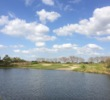 The fourth hole on Orange County National's Panther Lake Course is a par 3 over water.