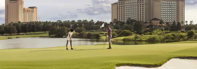 Grande Lakes at Ritz-Carlton Resort