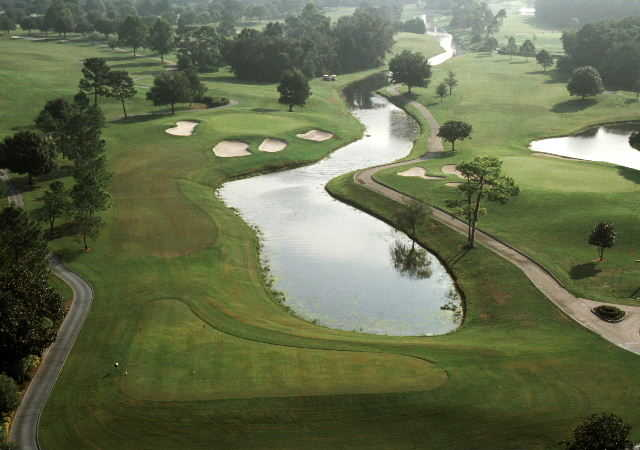 118fd2f16e2a ... Disney s Magnolia Golf Course has been lengthened through the years to  keep up with long- ...