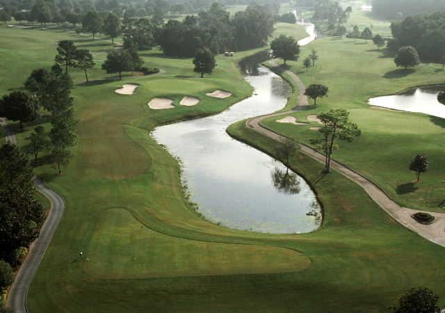 Magnolia Golf Course  Walt Disney World Resort