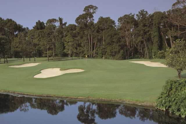 406ff723459f ... The par-3 sixth hole on the Magnolia Course at Walt Disney World has  the Disney s Magnolia Golf Course has been lengthened through the years to  ...