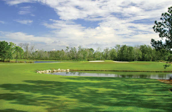 The Reserve At Orange Lake Resort In Kissimmee