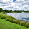 A view of the 11th green at Interlachen Country Club.