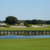 A view of the 7th hole at Deer Island Country Club.