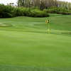 A view of the 12th green at Eastwood Golf Course