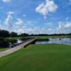 View from the 2nd tee at Ridgewood Lakes Golf Club