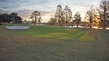 A view from Crane's Bend at Orange Lake Resort.