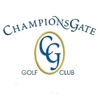 ChampionsGate - National Golf Club Logo