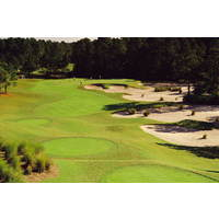 Osprey Ridge is the most unique of the four 18-hole Disney courses. It's a modern, undulating Tom Fazio design secluded from all the Disney hubbub.