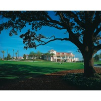 Grande Pines Golf Club features full clubhouse and practice facilities.
