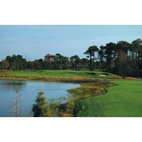 Grande Pines Golf Club is a brand new golf course built on the former site of the International Club.