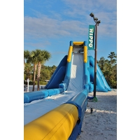 The HIPPO slide at Orange Lake Resort is a favorite for children.