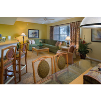 An East Village villa shows off the space and decor of the accommodations at Orange Lake Resorts in Kissimmee.