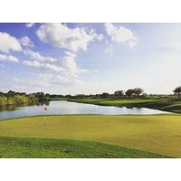 Panther Lake is one of two 18-hole courses at Orange County National in Winter Garden, Florida.