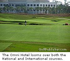 The Omni Hotel Looms